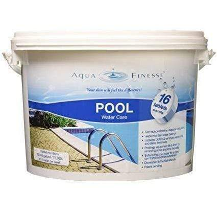 AquaFinesse - Pool water care - 16 Tab Pail