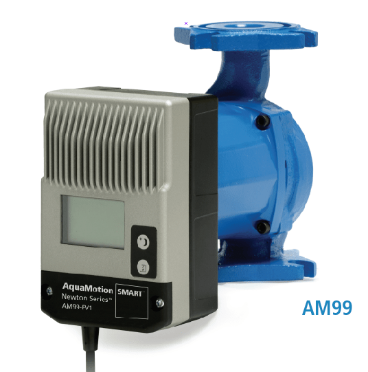 AquaMotion AM99 Hydronic Circulation Pump - Variable Speed