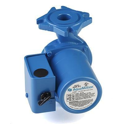 AquaMotion AMR-3F1 Hydronic Circulation Pump - 3 Speed