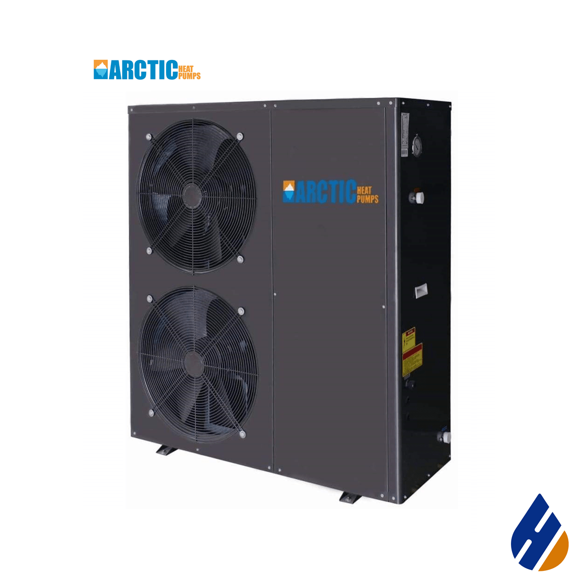 MAFP040A Air to Water Heat Pump for Space and DHW Heating and Space Cooling/Heating