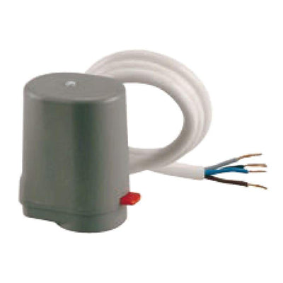 Normally Closed Electrical Actuator - 24V - 4 wires