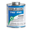 PVC GLUE - Weld-On 795 Wet R Dry Cement