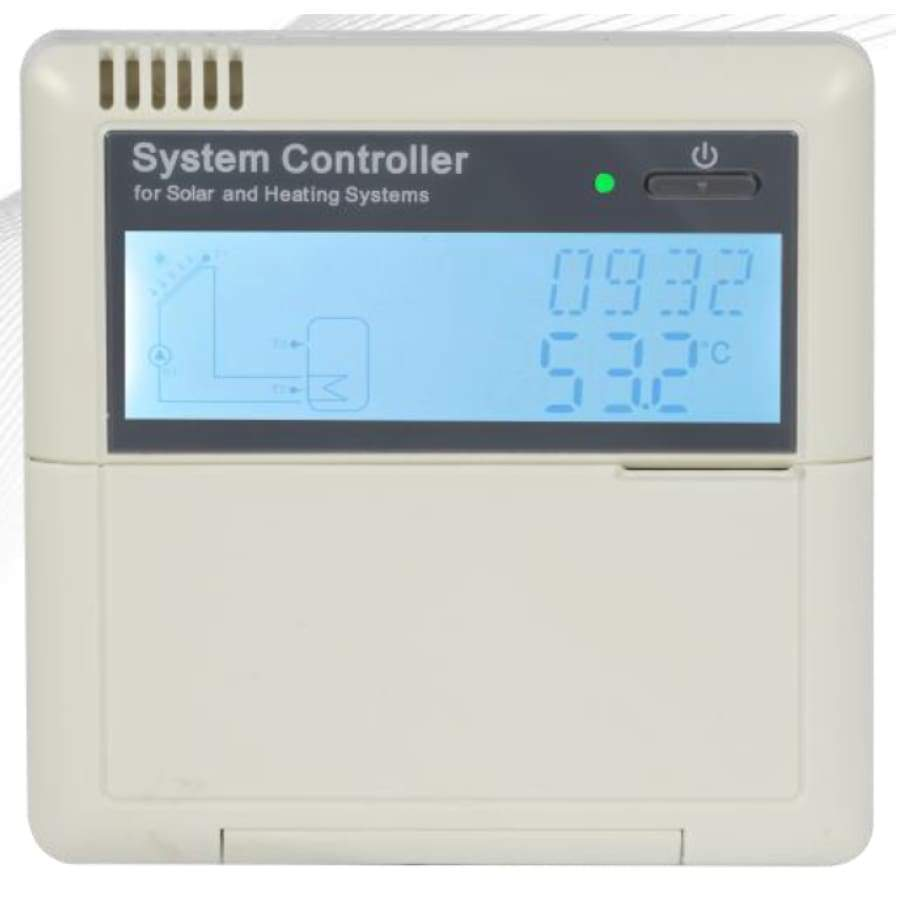 SR81 Differential Solar Controller