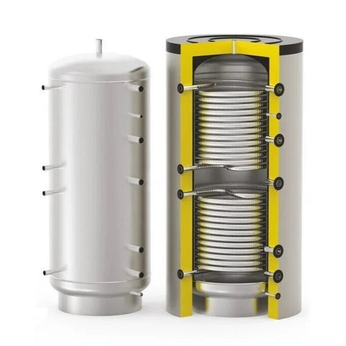 Indirect Coil Tank