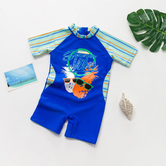 Essie & Esben 1 Piece Baby Swimwear Pineapple in the Sun