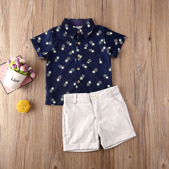Kids Casual Summer Outfit