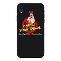 Cancel Piper Back Printed Black Soft Phone Case