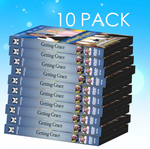 Getting Grace DVD - 10 Pack