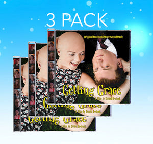 Getting Grace Soundtrack - 3 Pack