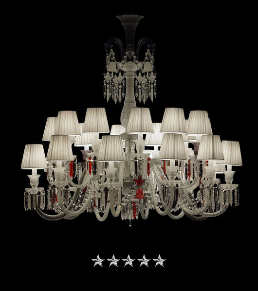 Empire Zenith Chandelier - Grand Entrance Chandelier