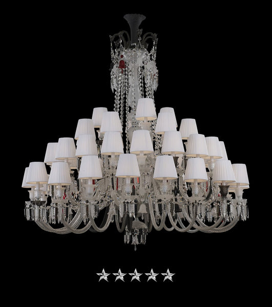 Majestic Zenith Anniversary Chandelier - Grand Entrance Chandelier