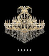 Maria Theresa Empress Crown Crystal Chandelier - Grand Entrance Chandelier