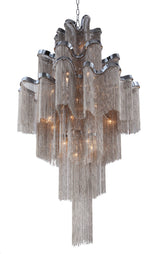 French Light Strand Chandelier - Grand Entrance Chandelier