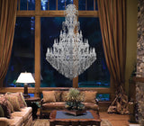 Maria Theresa Crystal Prism Chandelier - Grand Entrance Chandelier