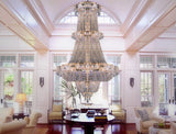Deluxe Chateaux Chandelier - Grand Entrance Chandelier