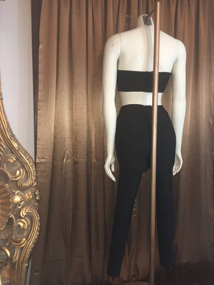 """ROXI"" (BLACK) 2 PIECE SET"