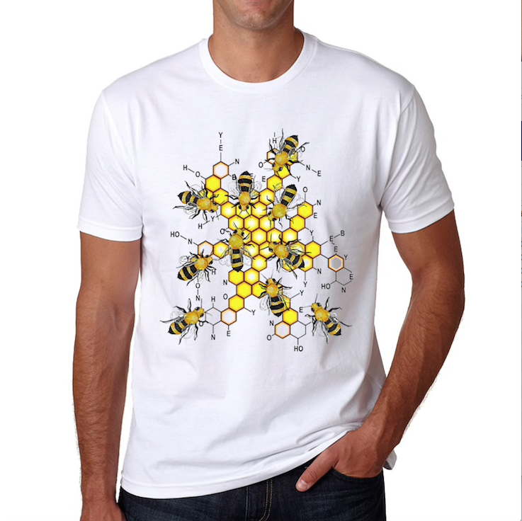 Men's Bee Chem Shirt