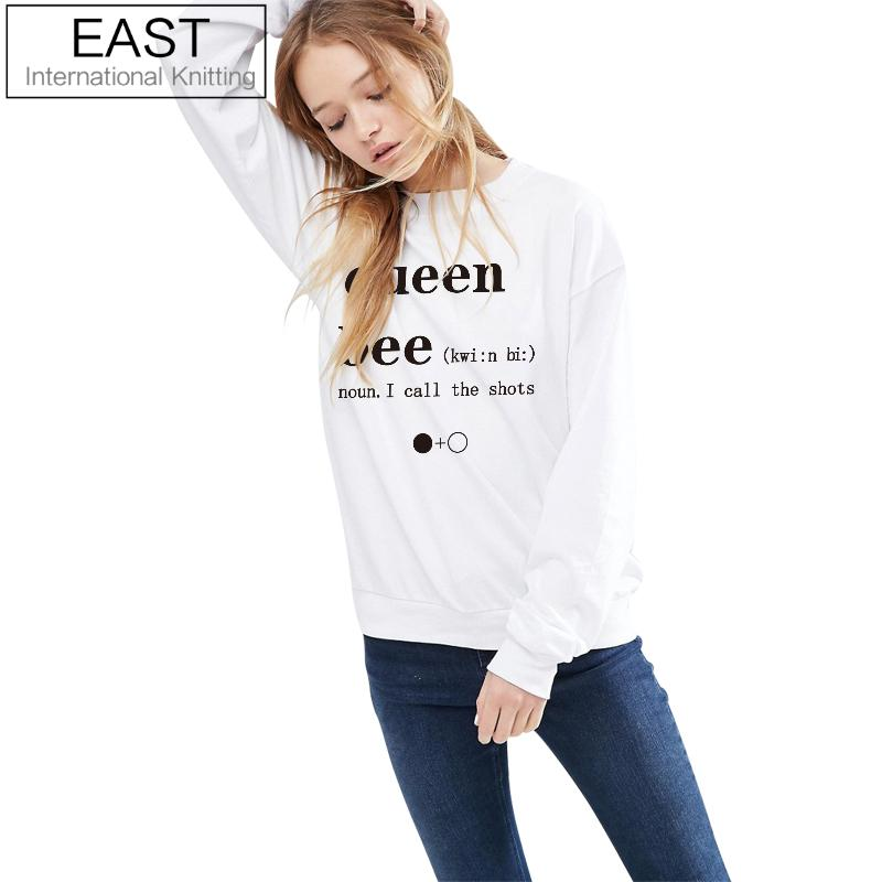 Queen Bee Shot Caller Sweatshirt