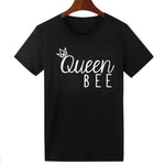 Queen Bee Cotton Tee
