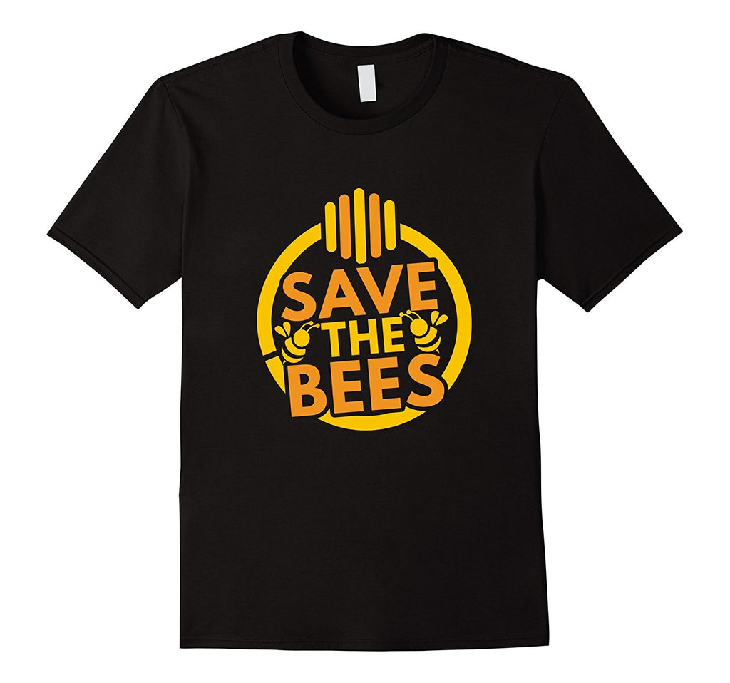 SAVE THE BEES ANIMAL RIGHTS T-SHIRT