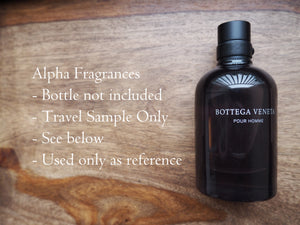 Bottega Veneta Pour Homme (Eau de Toilette) - Travel Sample FREE SHIPPING