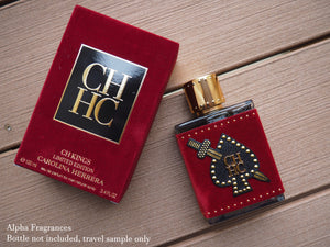 Carolina Herrera CH Kings (Eau de Parfum) - Travel Sample FREE SHIPPING