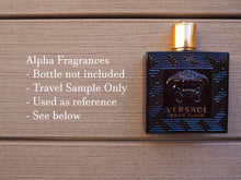 Versace Eros Flame (Eau de Parfum) - Travel Sample FREE SHIPPING