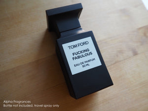 Tom Ford Fucking Fabulous (Eau de Parfum) - Travel Sample FREE SHIPPING
