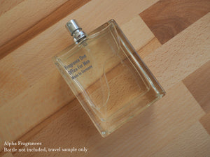 Fragrance One Office for Men (Eau de Parfum) - Travel Sample FREE SHIPPING