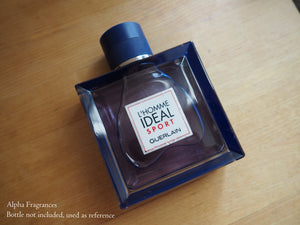 Guerlain L'homme Ideal Sport (Eau de Toilette) - Travel Sample FREE SHIPPING