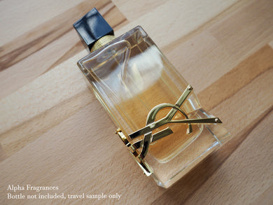 YSL Libre for Her (Eau de Parfum) - Travel Sample FREE SHIPPING
