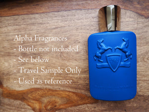 Parfums de Marly Percival (Eau de Parfum) - Travel Sample FREE SHIPPING