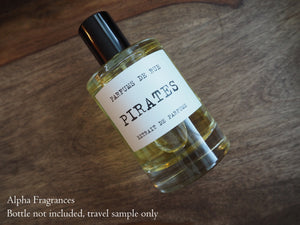Byron Parfums Pirates (Extrait de Parfum) - Travel Sample FREE SHIPPING