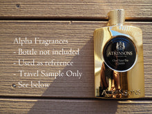 Atkinsons Oud Save The Queen (Eau de Parfum) - Travel Sample FREE SHIPPING