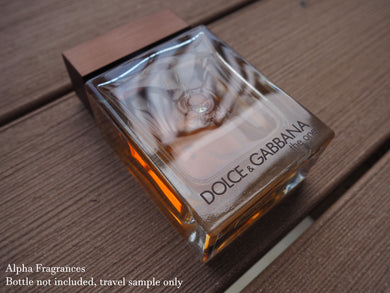 Dolce & Gabbana The One (Eau de Toilette) - Travel Sample FREE SHIPPING