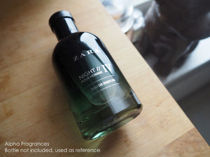 Zara Night Pour Homme IV (Eau de Parfum) - Travel Sample FREE SHIPPING