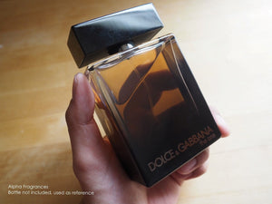 Dolce & Gabbana The One (Eau de Parfum) - Travel Sample FREE SHIPPING