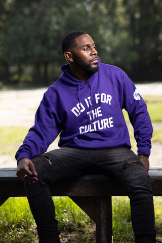Do It For The Culture Hoodie (NEW COLORS)