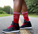"""Do It For The Culture"" Socks (Various Colors)"