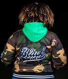 The Camo Fro Bomber