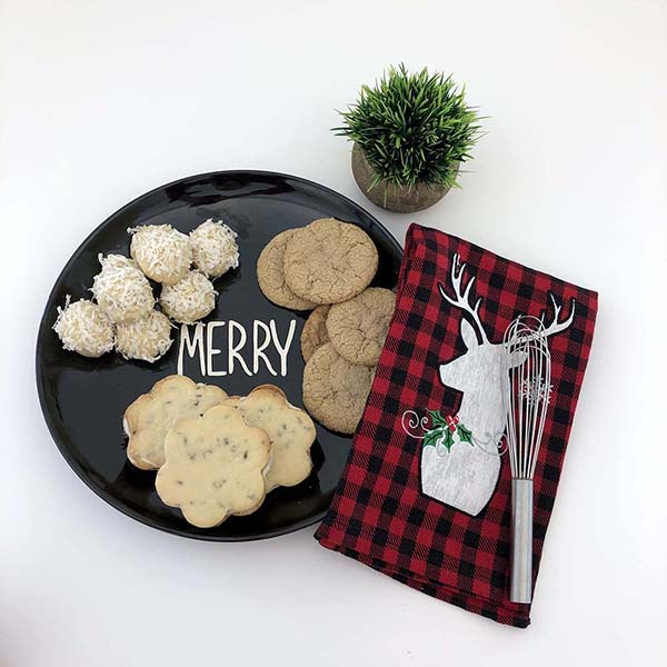 Each & Every Inspired Holiday Cookies