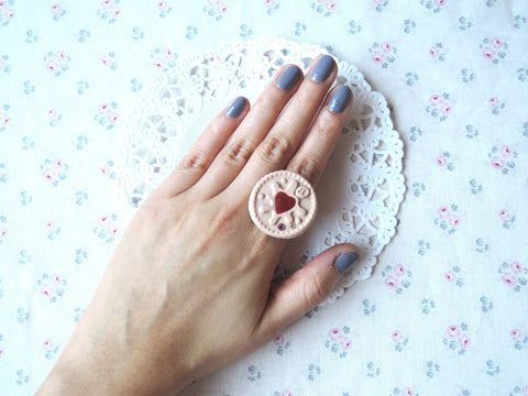 Jammie Dodger Ring
