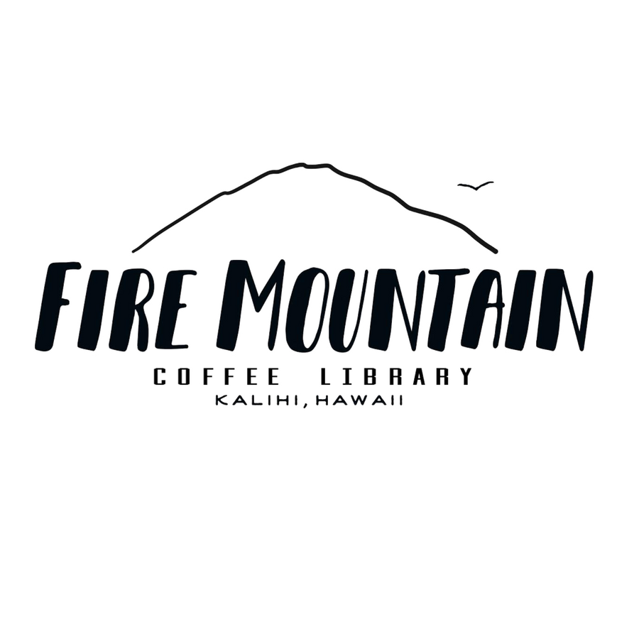 Fire Mountain Coffee Library