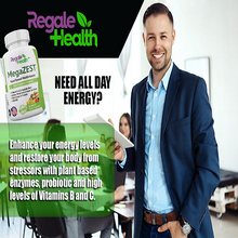 Daily Whole Food Multivitamin for Men & Women with Minerals