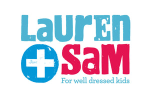 Lauren and Sam Clothing for Well dressed Kids
