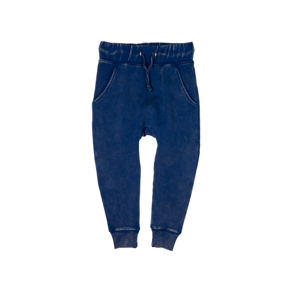 Rock Your Baby Drop Crutch Pant - Indigo