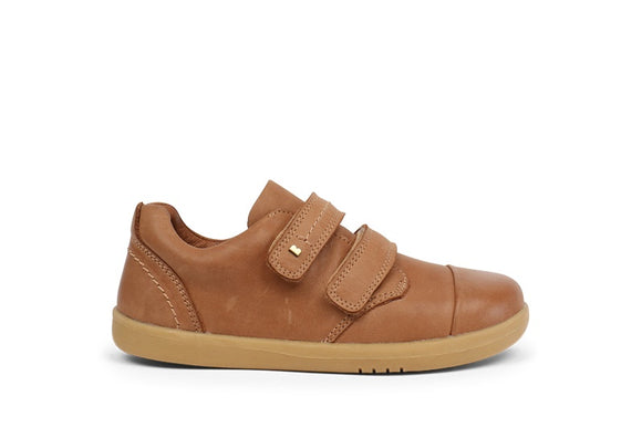 Bobux KP Port Shoe Caramel