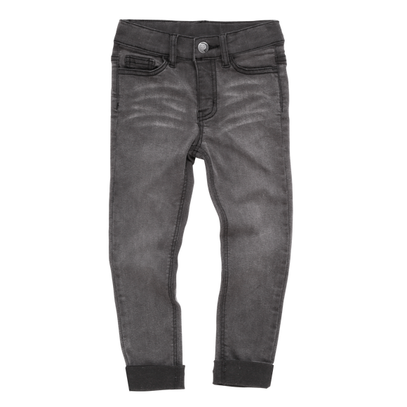 Rock Your Baby McQueen Jeans Washed Grey