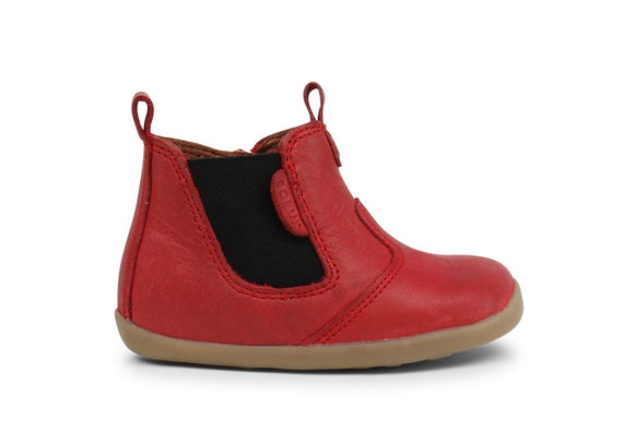 Bobux SU Jodphur Boot Red