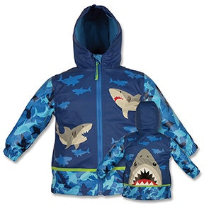 Raincoat Sharks